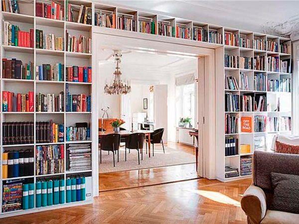 Фото дизайн шкафов для книг
